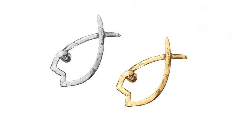 Fish earrings W&Y