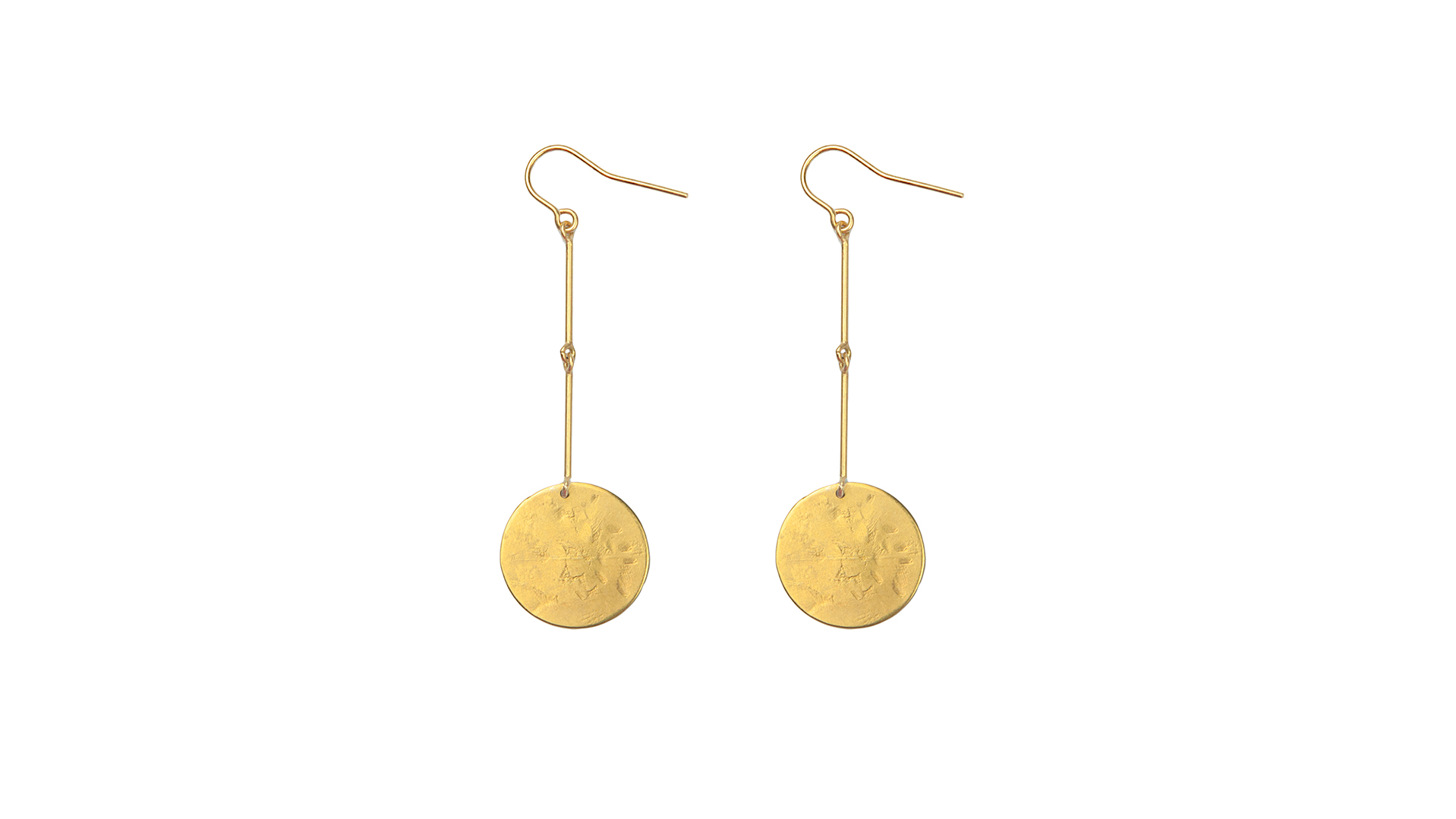 Mobile pendulum earrings